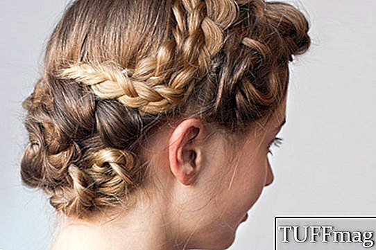 برنامج Pixie Braids Tutorial