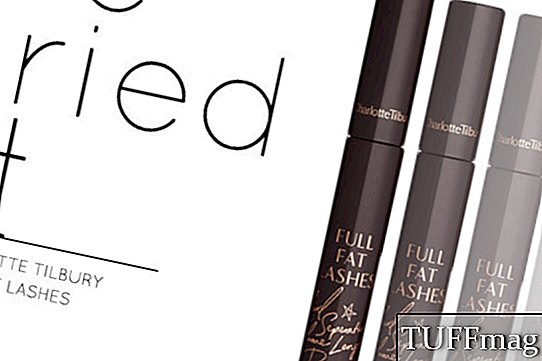 Full Fat Lashes: Mascara Charlotte Tilbury 5 étoiles