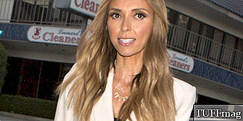 Giuliana Rancic Mempunyai Look Hair New Bold