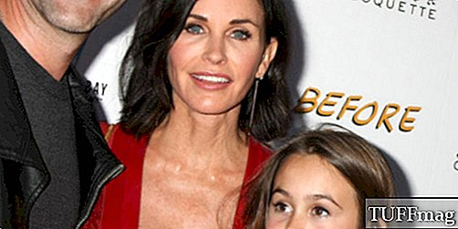 Courteney Cox Embrasse Natural Beauty Sans Fillers