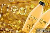Мы пробовали это: Redken Diamond Oil High Shine Shampoo & Conditioner