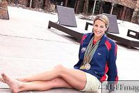 Varices: Olympian Summer Sanders s'exprime