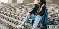 Fresh Ways To Rock Sneaker - Jean Combo